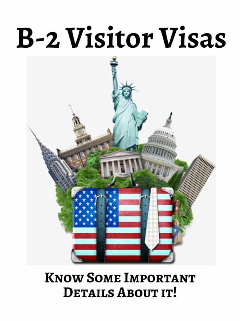 b-2 Visa