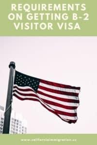 B2 Visitor Visa