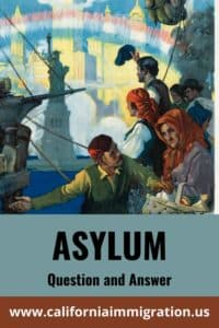Asylum Eligibility