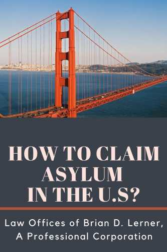 How to Apply for Asylum