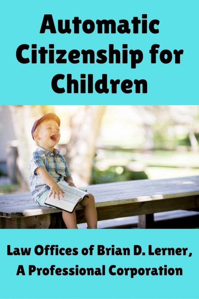 child citizenship