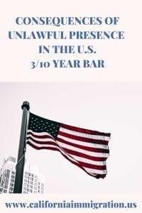 unlawful presence in the U.S.