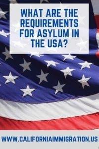 Applying for Political Asylum