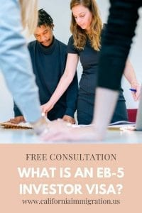 what is an eb-5 investement visa