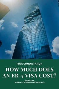 How much does EB-5 Cost