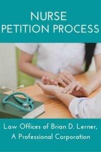 nurse petition