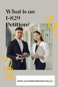 I-829 petition