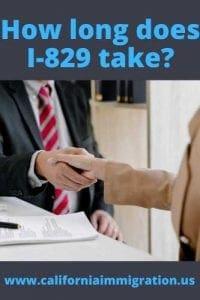petition I-829 eb-5