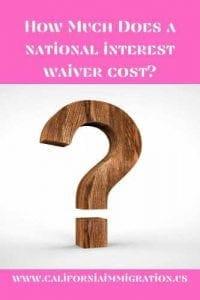 national interest waiver