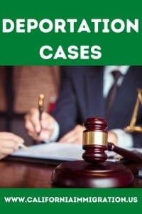 deportation cases