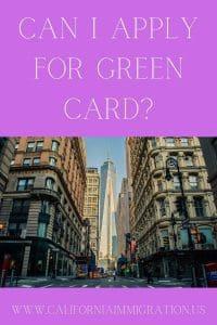 green card visa